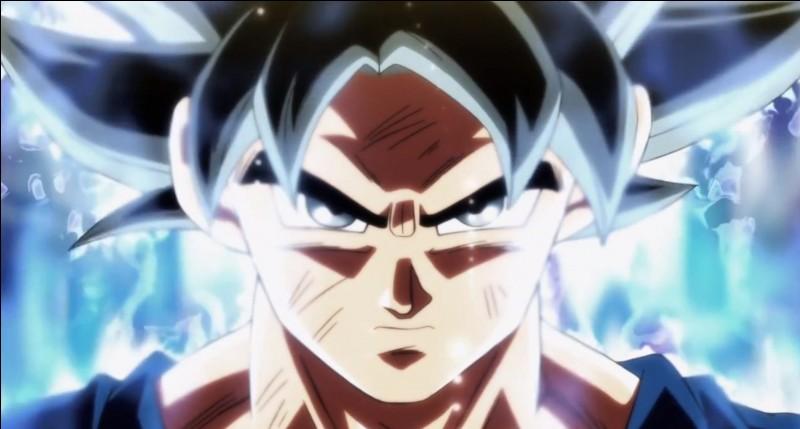 Comment s'appelle la nouvelle forme de Goku ?