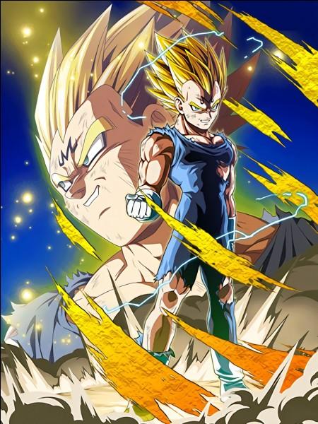 Qui est le meilleur ami de Goku, mais son rival en même temps ?