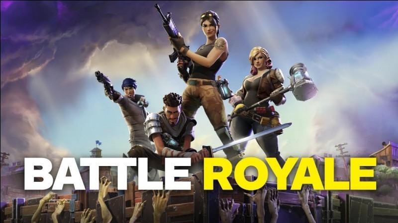 Quelle est la particularité de ce Battle Royale ?