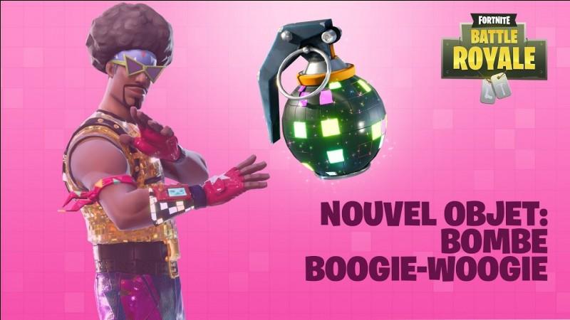 Que fait la bombe Boogie Woogie ?