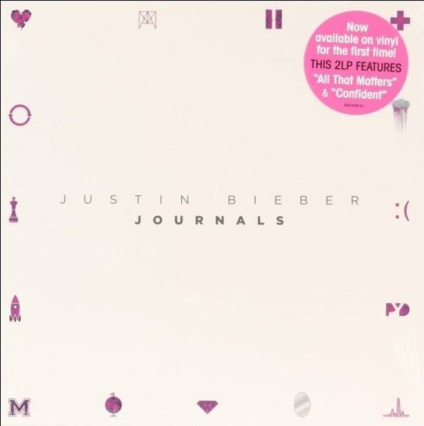 """Laquelle de ces chansons ne figure pas dans l'album """"Journals"""" ?"""