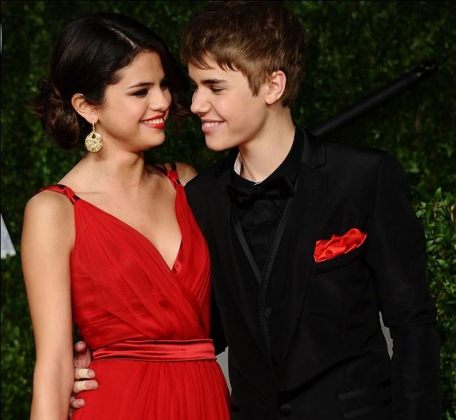 Lesquels de ces célébrités ont déjà embrassé Justin Bieber ?