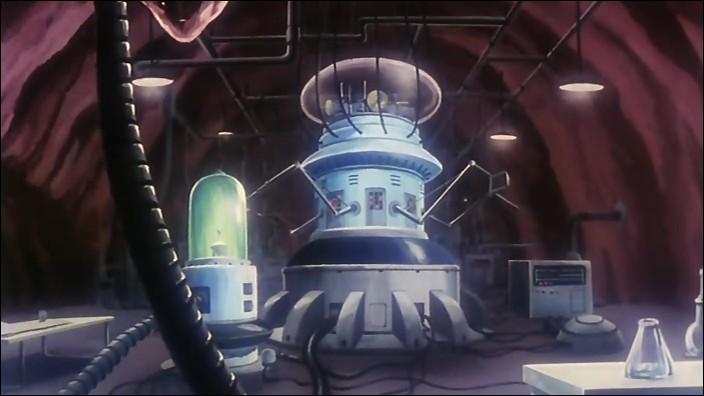 Qui détruit le laboratoire du Dr Gero ?