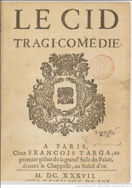 """Je suis un personnage du """"Cid"""" de Corneille. Qui ment ?"""
