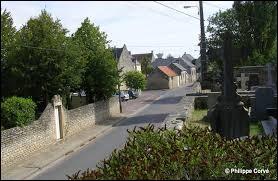 Pour finir, je vous emmène dans l'ancienne région Basse-Normandie, à Sainte-Croix-sur-Mer. Nous serons dans le département ...