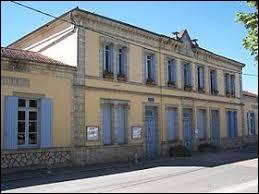 Léogeats est un village Girondin situé dans l'ancienne région ...