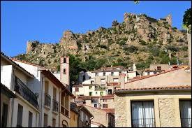 Commune Catalane, dans la région naturelle du Conflent, Rodès se situe en région ...