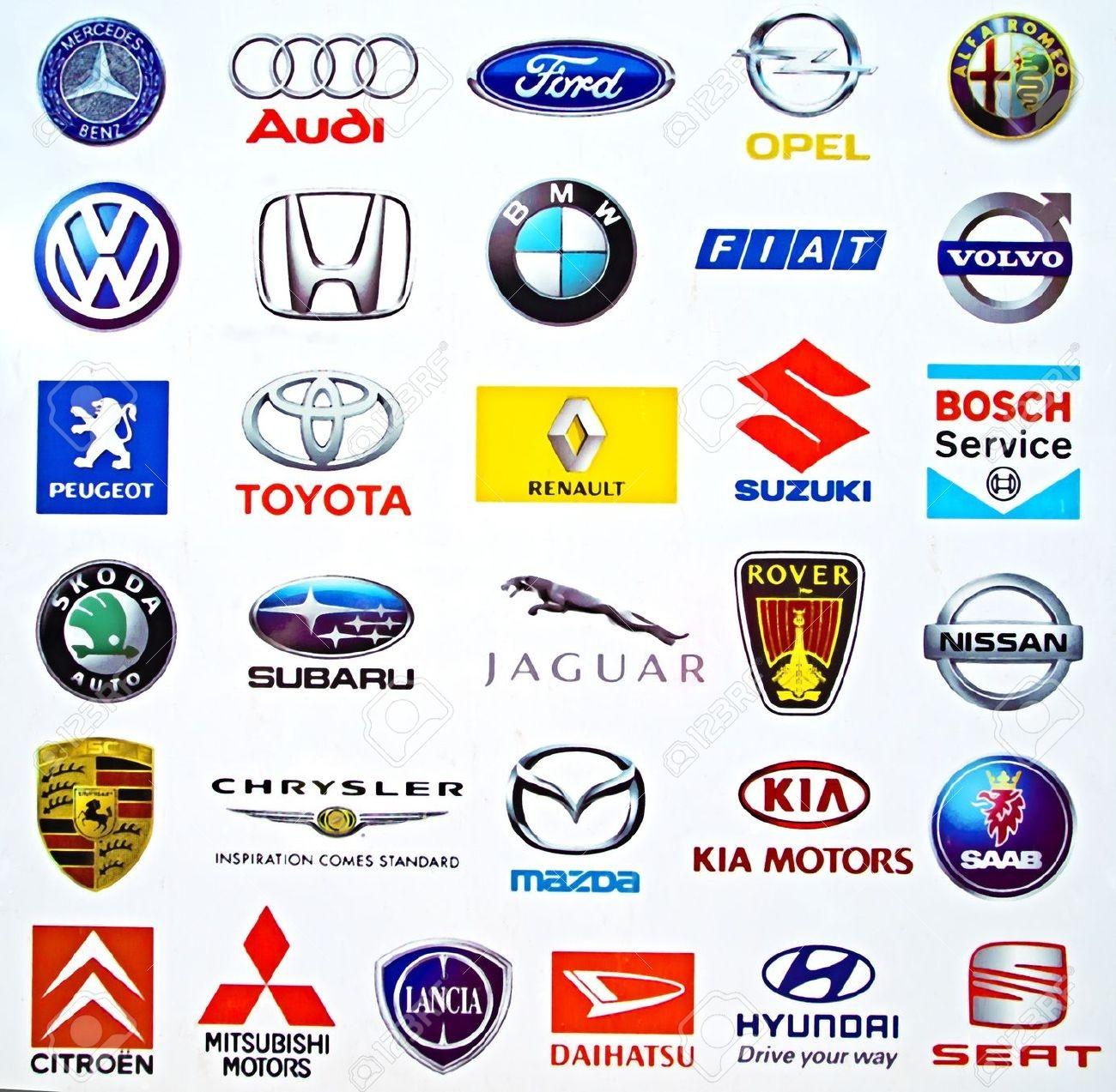 Quizz Logos De Voitures Quiz Autos Logos