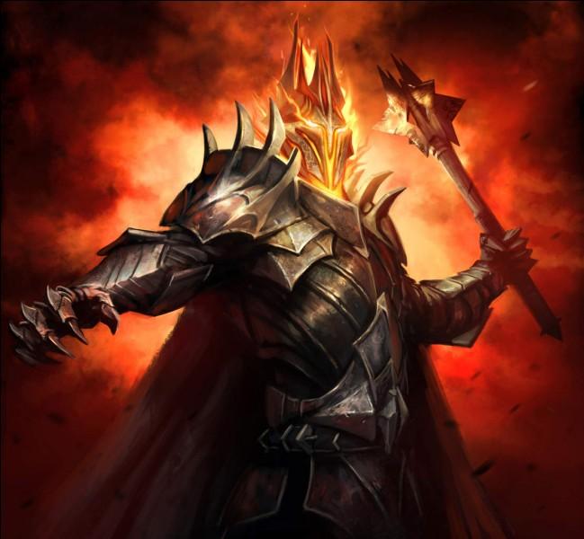 Quel Valar Sauron est-il en fait ?