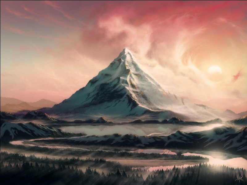 Quel est le nom nain de la Montagne Solitaire ?