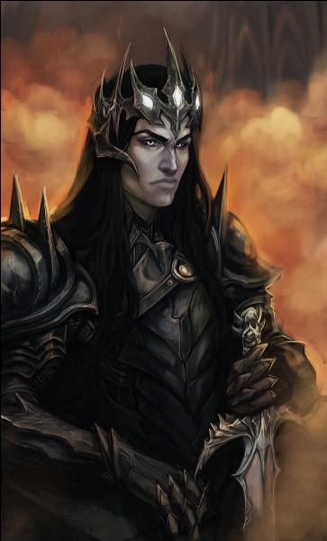 Sur quel royaume Melkor ou Morgoth régnait-il auparavant ?