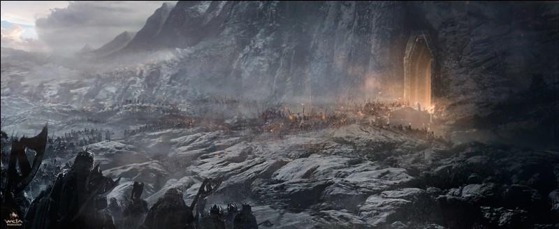 Quel est l'ancien nom des mines de la Moria ?