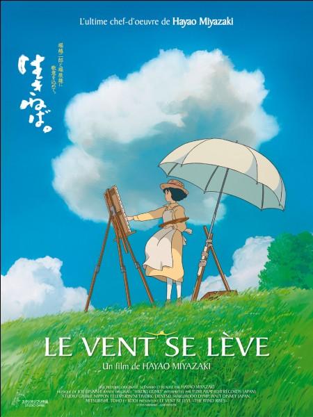 """Restons dans un thème musical ! Qui a composé la musique du film """"Le vent se lève"""" ?"""
