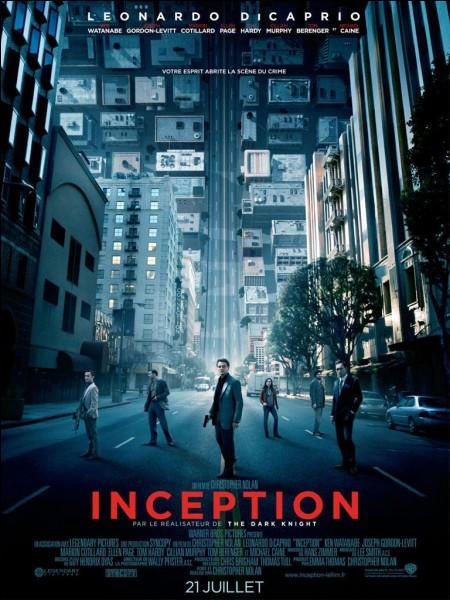"""Quelle est la dernière scène du film """"Inception"""" ?"""