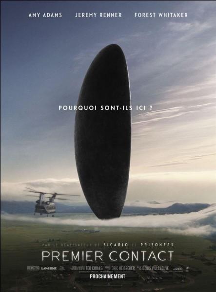 """Dans """"Premier Contact"""", Amy Adams doit décrypter le langage d'extra-terrestres venus se poser sur la Terre. Combien de pattes ces extra-terrestres ont-ils ?"""
