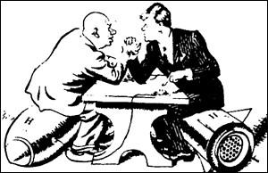 La France a soutenu les États-Unis dans la crise de Cuba.