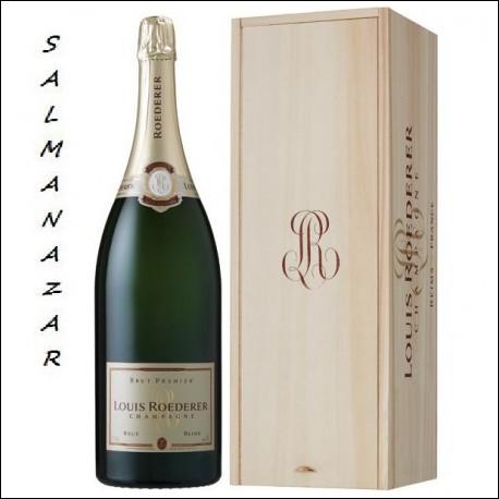 """A combien de bouteilles de champagne équivaut un """"salmanazar"""" ?"""