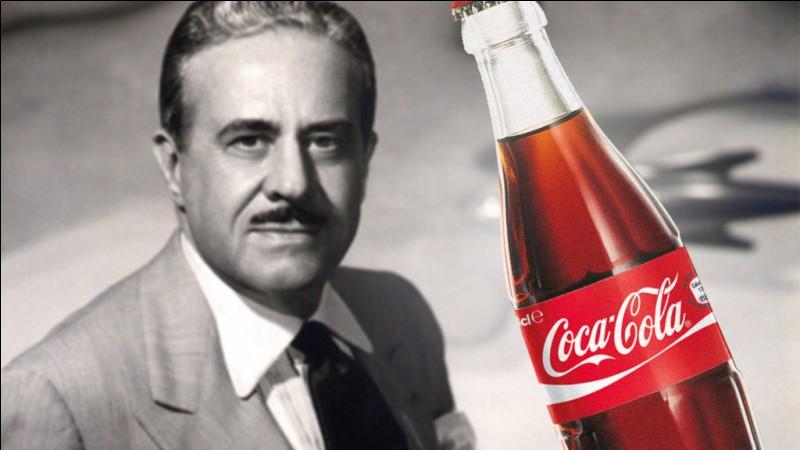 Quel designer français a dessiné la petite bouteille de Coca-Cola qui a fait le tour du monde ?