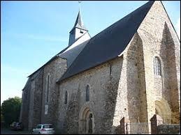 Ancienne ville Angevine, Louvaines se situe en région ...