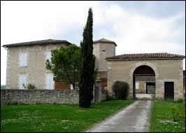 Commune d'Occitanie, en Lomagne, Roquelaure-Saint-Aubin se situe dans le département ...