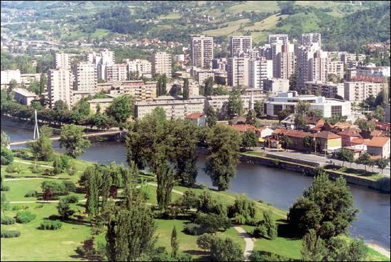 Dans quel pays pouvez-vous passer une journée agréable à la ville de Zenica ?