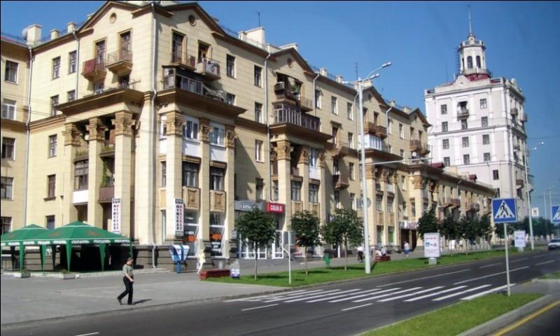 Si un de vos amis vous raconte qu'il a passé des vacances à Zaporijjia, saurez-vous de quel pays il s'agit ?