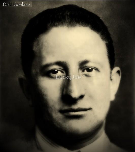 Qui était Carlo Gambino ?