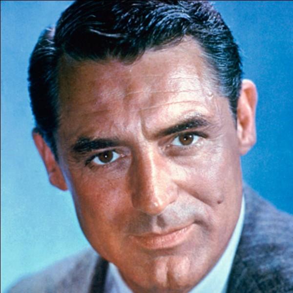 De quel origine était Cary Grant ?