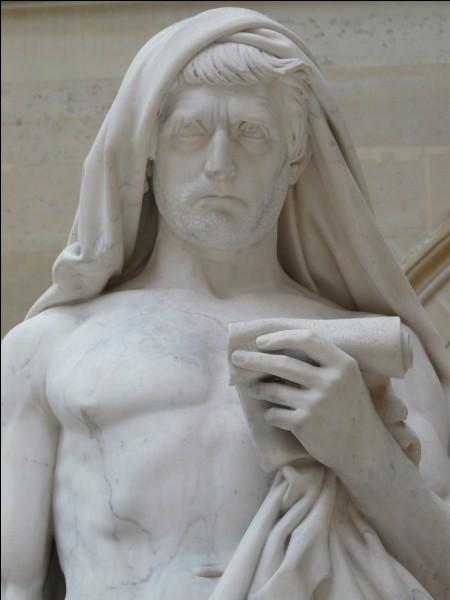 Catalina était contemporain de Cicéron