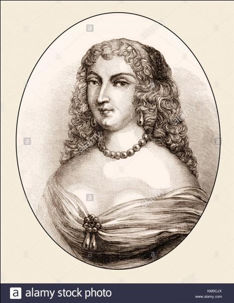 De quel roi de France Marie Angélique De Fontanges fut elle la maîtresse ?