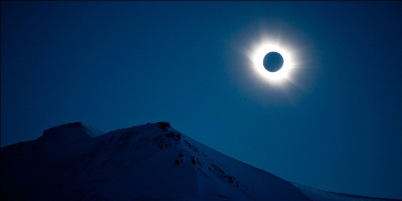 Lors de quel événement la Terre est-elle dans l'ombre de la Lune ?