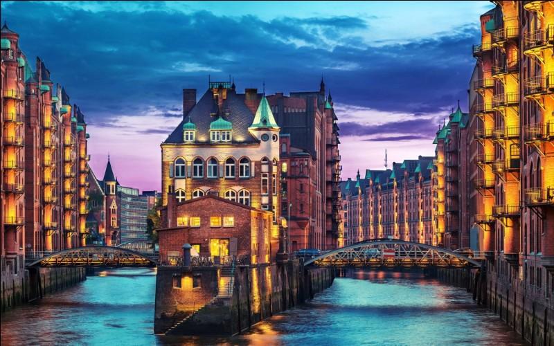 Retrouvez le pays ayant une ville nommée Hambourg.
