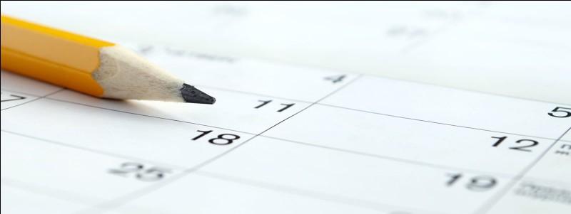 En quelle année êtes-vous né ? (Si votre année ne se trouve pas dans les réponses, cochez la quatrième réponse et continuez ainsi jusqu'à votre année de naissance.)