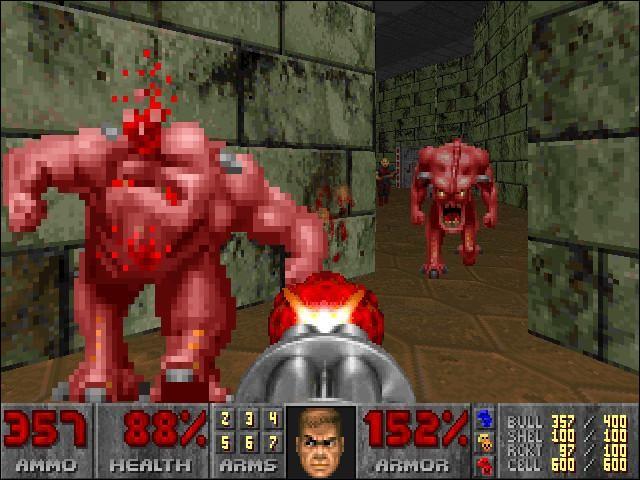 Quel est le nom des développeurs de Doom ?