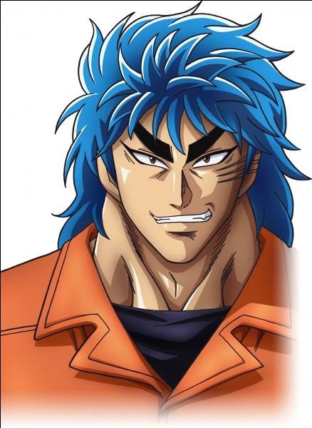 Les personnages principaux de mangas