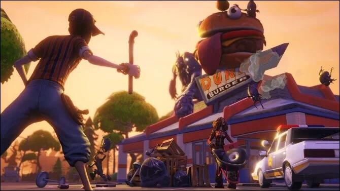 Où se trouve le Burger qu'il y a sur l'image ?