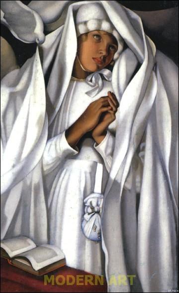 """Qui a peint """"La première communion"""" ?"""