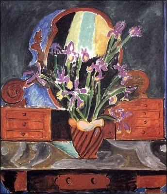 Qui a peint ce bouquet de fleurs ?