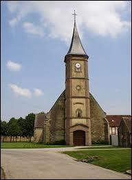 Voici l'église Saint-Lambert de Gournay-le-Guérin. Commune de l'ex région Haute-Normandie, elle se situe dans le département ...