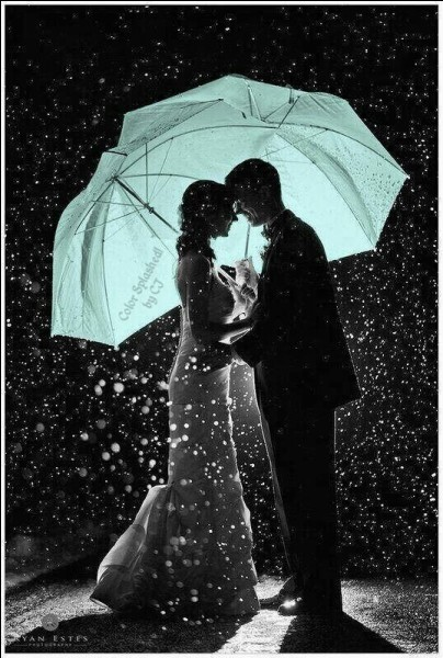 Qu'est-ce qui porte bonheur aux mariés le jour de la cérémonie ?