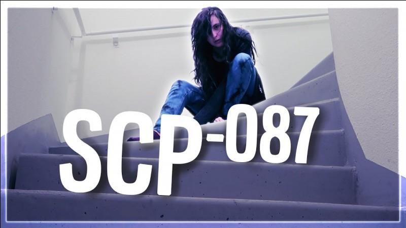 Elle a fait des vidéos sur l'association SCP