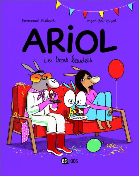 Quel est le diminutif affectueux donné à Ariol par ses parents?