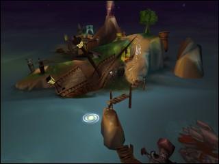 """Dans """"Rayman 2"""", dans quel niveau peut-on trouver le 1 000e Lums ?"""