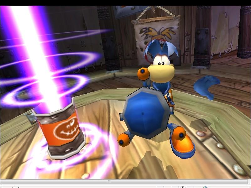 """Dans """"Rayman 3"""", à quoi sert ce pouvoir ?"""