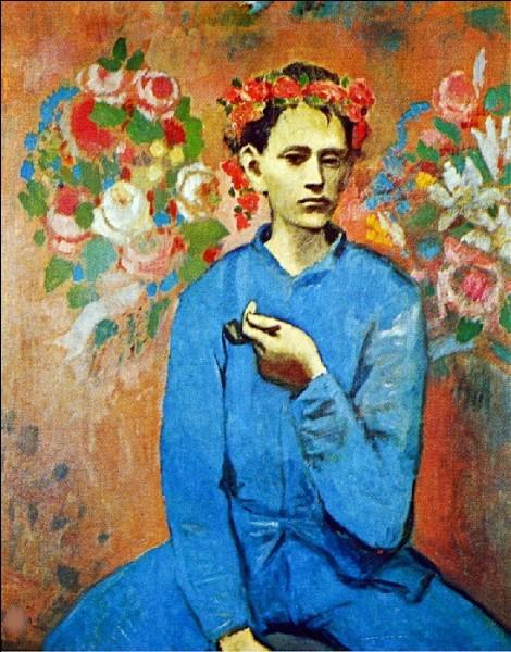 """J'ai peint """"Garçon à la pipe"""", je suis Paul..."""