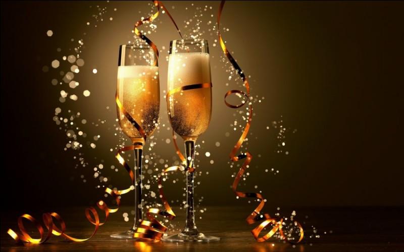 """J - le """"jéroboam"""" de champagne contient 4 litres de ce prestigieux vin effervescent."""