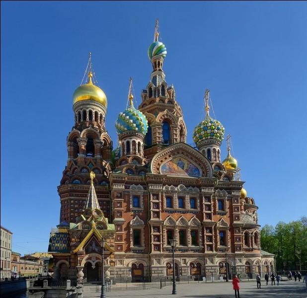 """P - De 1914 à 1924, la ville russe Saint-Pétersbourg fut appelée """"Pétrograd""""."""