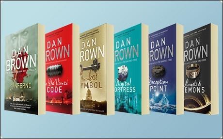 """D - Robert Langdon, personnage de fiction créé par """"Dan Brown"""" apparaît pour la première fois dans le roman """"Da Vinci Code""""."""