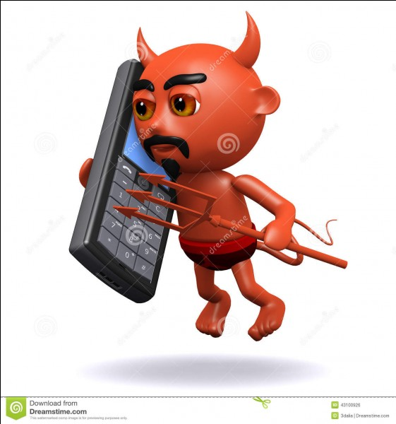 Là où Dieu a son église, le diable ...