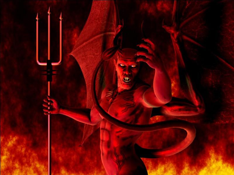 Chaque ... est un morceau de la culotte du diable !